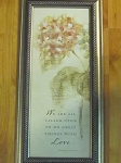 Cheri Blum Framed Artwork -