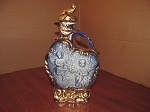 James B. Beam Distilling Co. Regal China Porcelain Liquor Bottle
