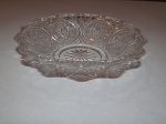 Bryce, Walker & Co. Pressed Glass Fruit/Dessert Bowl