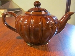 Zhongguo Zhi Zao Porcelain Teapot - Made In China