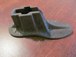 Antique Cast Iron Cobblers Shoe Mold - 5 3/8