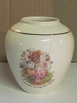 S. Fielding & Co. Crown Devon Vase