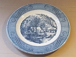 Royal China Co Dinner Plate
