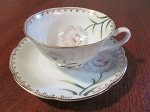 Damara Tajimi Occupied Japan Teacup & Saucer
