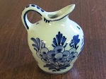 De Delftse Pauw Delft Blue Miniature Pitcher