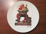Gorham Fine China Collector Plate