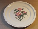 The Harker Pottery Co Dinner Plate