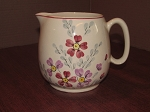 Howard Pottery Co. Brentleigh Ware Pitcher