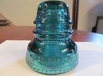 Hemingray Insulator No. 40 Green