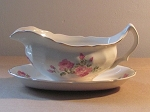 Johnson Bros Sovereign Potters Gravy Boat & Under Plate