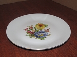 Kronester Porcelain Dinner Plate - Bavaria West Germany