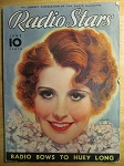 Radio Stars Magazine - Vol. 6 No. 3 June 1935