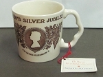 Charles James Mason & Co. Ironstone Collector Mug