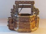 Nelson McCoy Pottery Co Wishing Well Planter