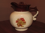 Nelson McCoy Pottery Co Pitcher Cookie Jar #202