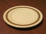 New Hall Pottery Co. Salad Plate