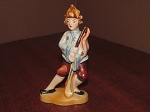 Occupied Japan Oriental Man Figurine