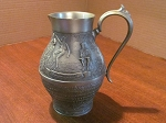 Frieling Zinn Pewter Pitcher