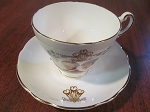 Regency China Ltd Teacup & Saucer