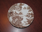 Ridgway Potteries Ltd Coaching Days Ashtray/Coaster