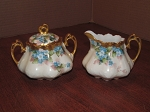 Philip Rosenthal & Co Creamer & Sugar Bowl Set