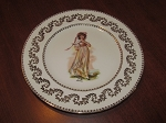 A.B Jones & Sons Royal Grafton Dinner Plate
