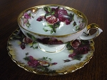 Royal Sealy ChinaTeacup & Saucer