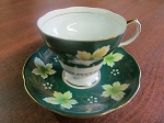 Shafford Fine Bone China Teacup & Saucer