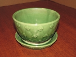 Shawnee Pottery Green 4 5/8