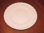 Sovereign Potters Earthenware Pink Bread & Butter Plate