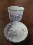 Rosenthal Thomas China Cigarette Holder & Ashtray - Germany