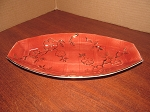 Avon Art Pottery Ltd Avon Ware Oval Serving Dish