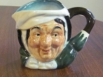 Made In Japan Sairey Gamp Toby Mug