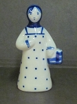 Made in USSR Porcelain Figurine