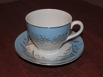 Washington Pottery Ltd Ironstone Teacup & Saucer