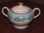 Washington Pottery Ltd Ironstone Covered Sugar Bowl