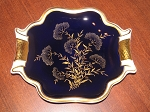 V.E.B. Weimar Porcelain Serving Dish
