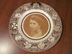 Arthur J Wilkinson Ltd Royal Staffordshire Pottery Dinner Plate
