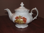Winterling Teapot Fruit Series